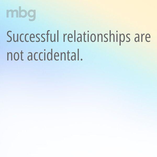 ten keys to successful dating and marriage relationships