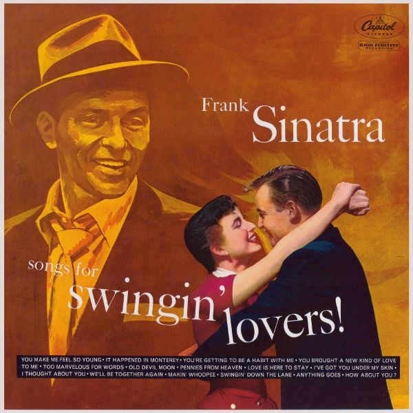 Songs for swingin´ lovers (Frank Sinatra)