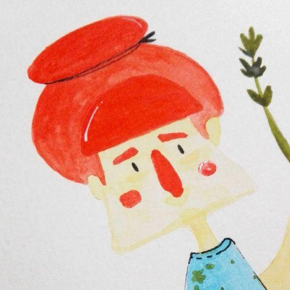 Illustration - Ilustración / Emilia Guzman