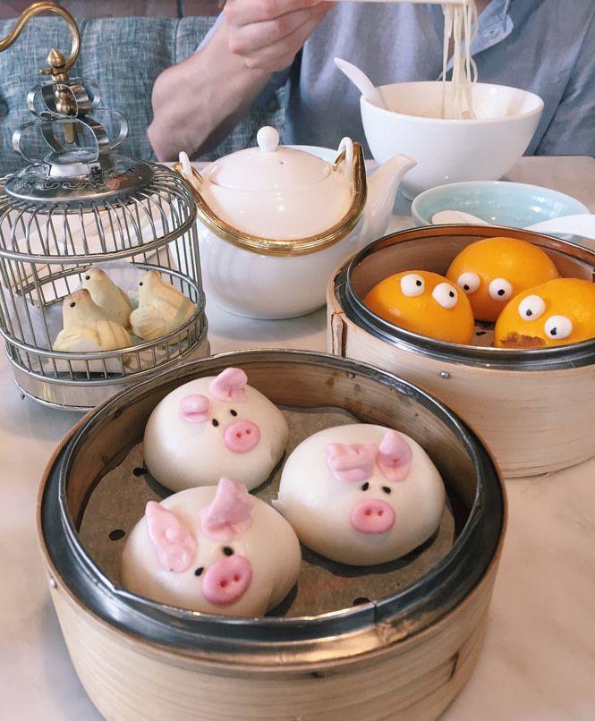 The cutest dim sum you'll ever meet  in Hong Kong /
