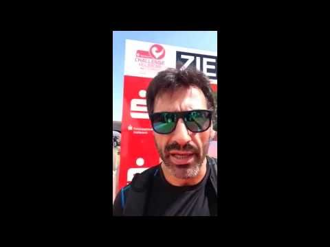Juan del Val ya está en Roth (Alemania). En este vídeo nos muestra cómo es la feria del corredor y cómo funciona la logística previa al Ironman. #retosaquaservice