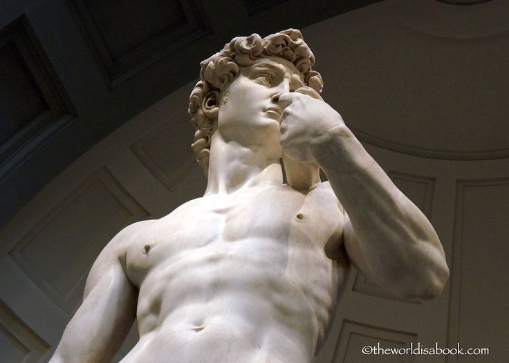 Learn all about one of the most famous sculptures in the world - Michelangelo's David. See what other works of art surround it at the Accademia Gallery in Florence.