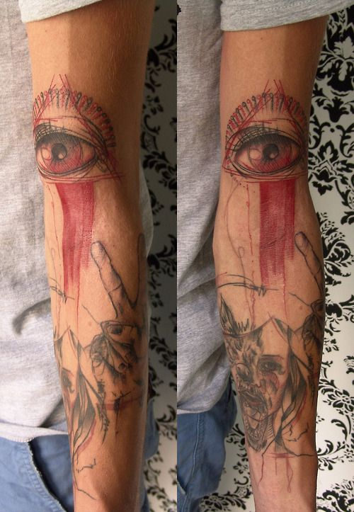 dead romanoff tattoos leipzig tattoo pinterest leipzig love and tattoos and body art. Black Bedroom Furniture Sets. Home Design Ideas