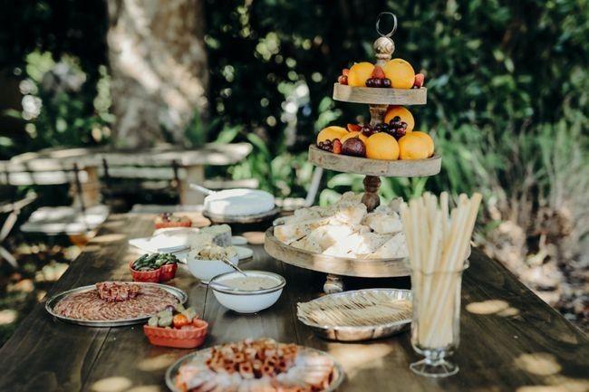 Inside a French-inspired wedding set in Byron Bay - Vogue Australia