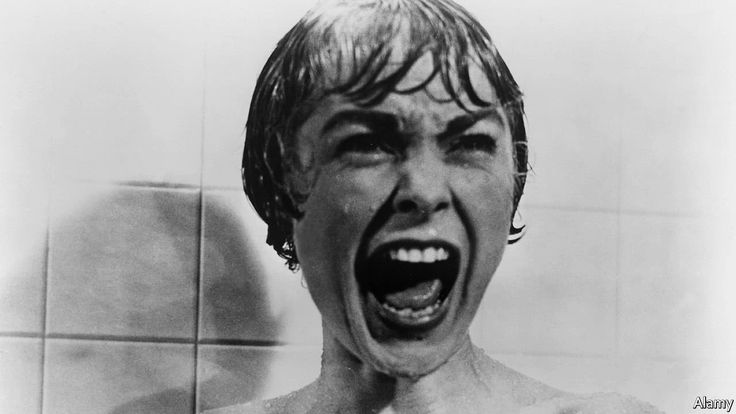 The making of the Psycho shower scene