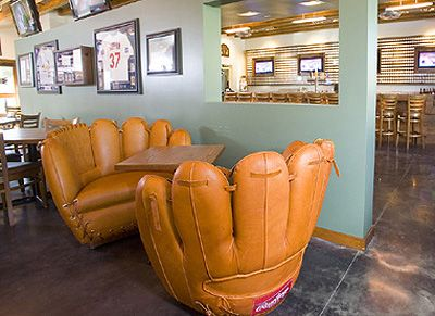 NEED to have these seats for our sports themed basement!!!!
