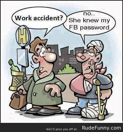 Work accident - http://www.rudefunny.com/comics/work-accident/