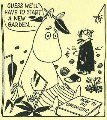 Katriona Chapman Illustration Blog: From my collection: The Complete Tove Jansson Comic Strips