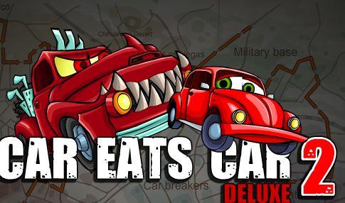 Games Car Eats Car 2 Deluxe #friv_games http://www.friv2friv22.com/games-car-eats-car-2-deluxe.html