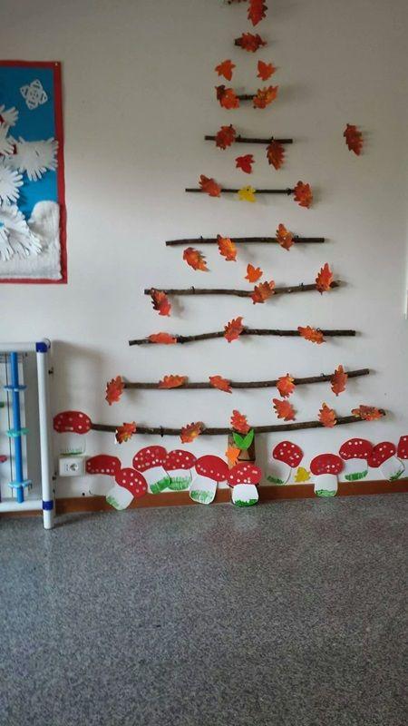 décoration automne activité enfants
