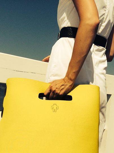 Żółta yetibag.