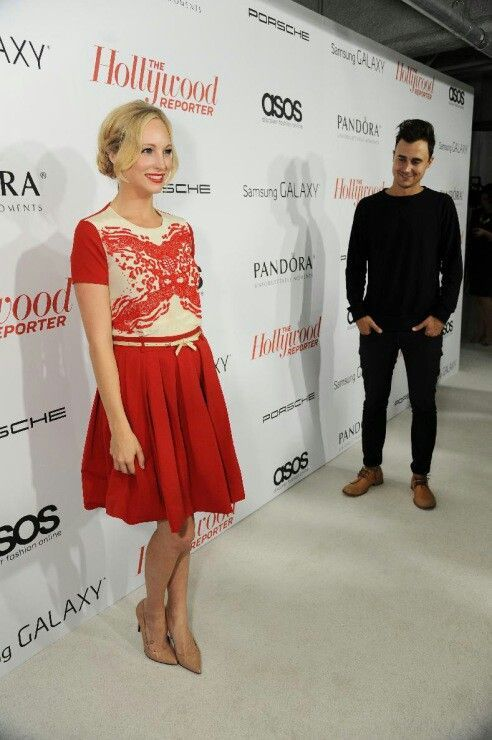 Joe King and Candice Accola ♥