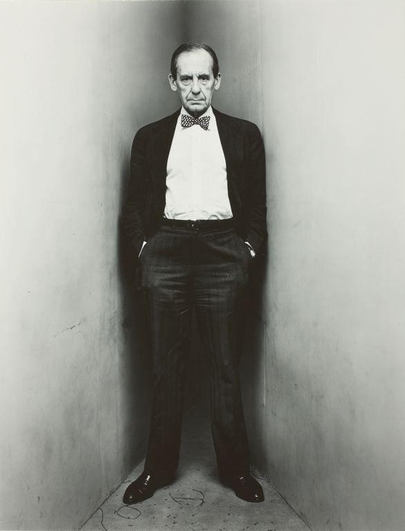 Limitation Makes The Creative Mind Inventive Walter Gropius Irving Penn Irving Penn Portrait