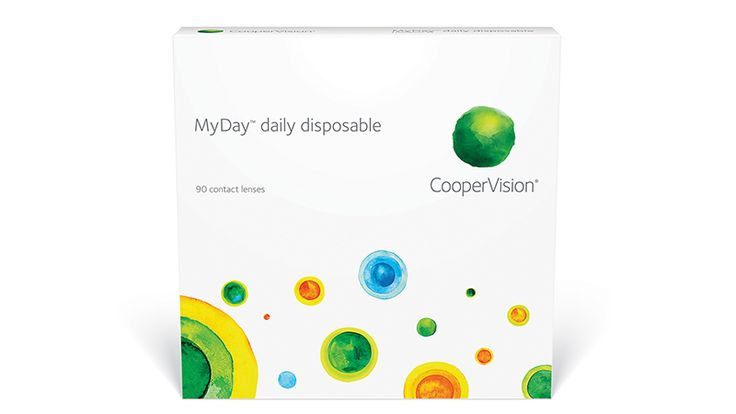 Contact Lenses | CooperVision