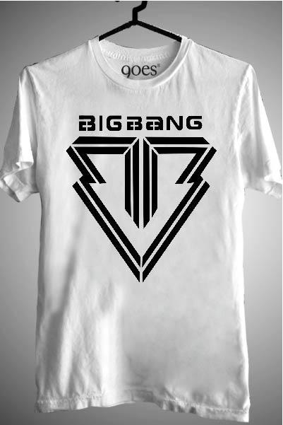 That's pretty awesome -- T-Shirt Bigbang Glow In The Dark.