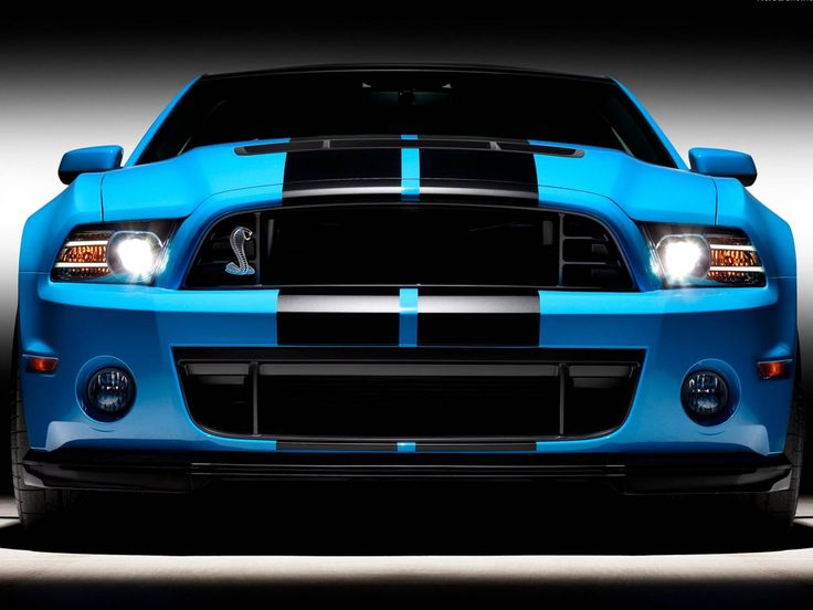 Ford Mustang Shelby GT500 - 850HP