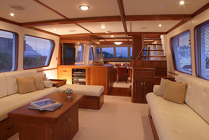 8 Best Yacht Interior Furniture And Cabinets Images On