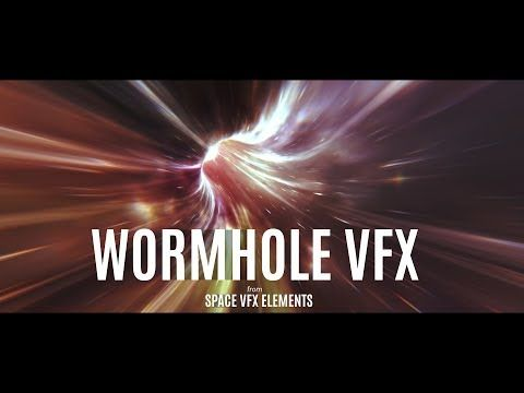 Wormhole VFX : Animate UV's | Blender Tutorial - YouTube