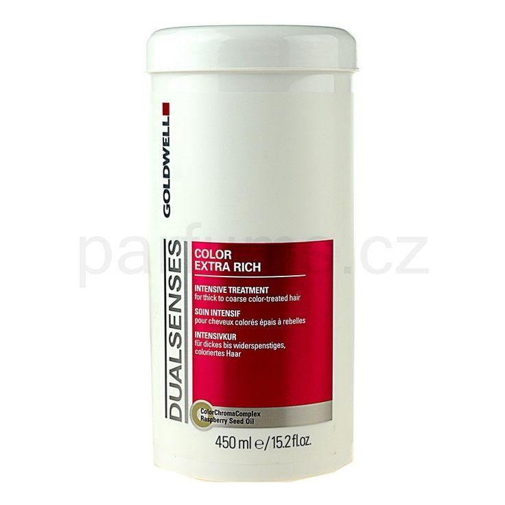 Goldwell Dualsenses Color Extra Rich intenzivní péče pro hrubé, barvené vlasy