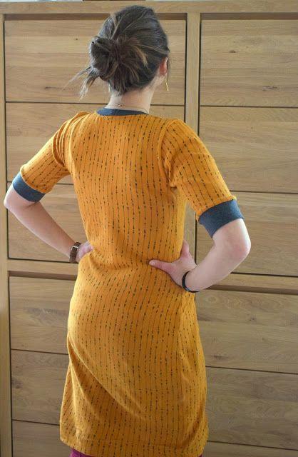 Mimaloki: Plain dress - out of my comfortzone