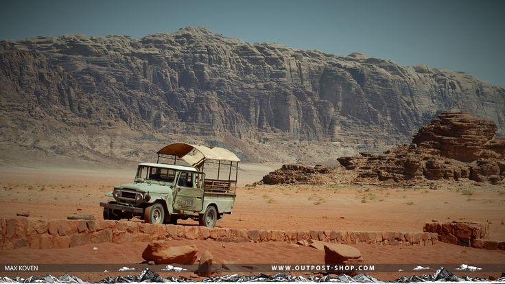 WADI RUM, JORDAN #explore #wadirum #jordan #fj45 #maxkoven #outpost