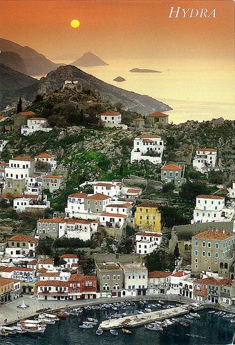 Greece - Hydra