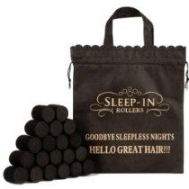 Regular by Sleep-In Rollers Sleep-In Rollers - Black
