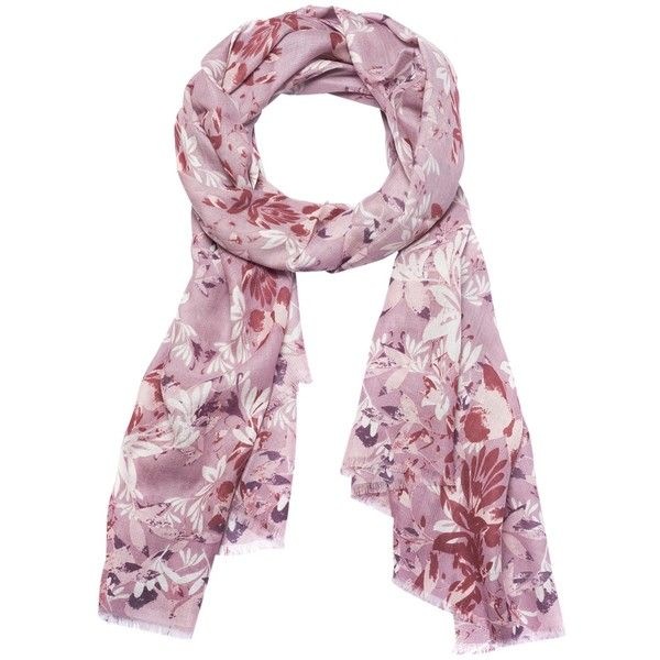 Lola Rose Fierce Elegance Butterflies Wool Blend Scarf, Pink/Multi ($60) ❤ liked on Polyvore featuring accessories, scarves, wrap shawl, butterfly scarves, pink scarves, butterfly shawl and lightweight scarves