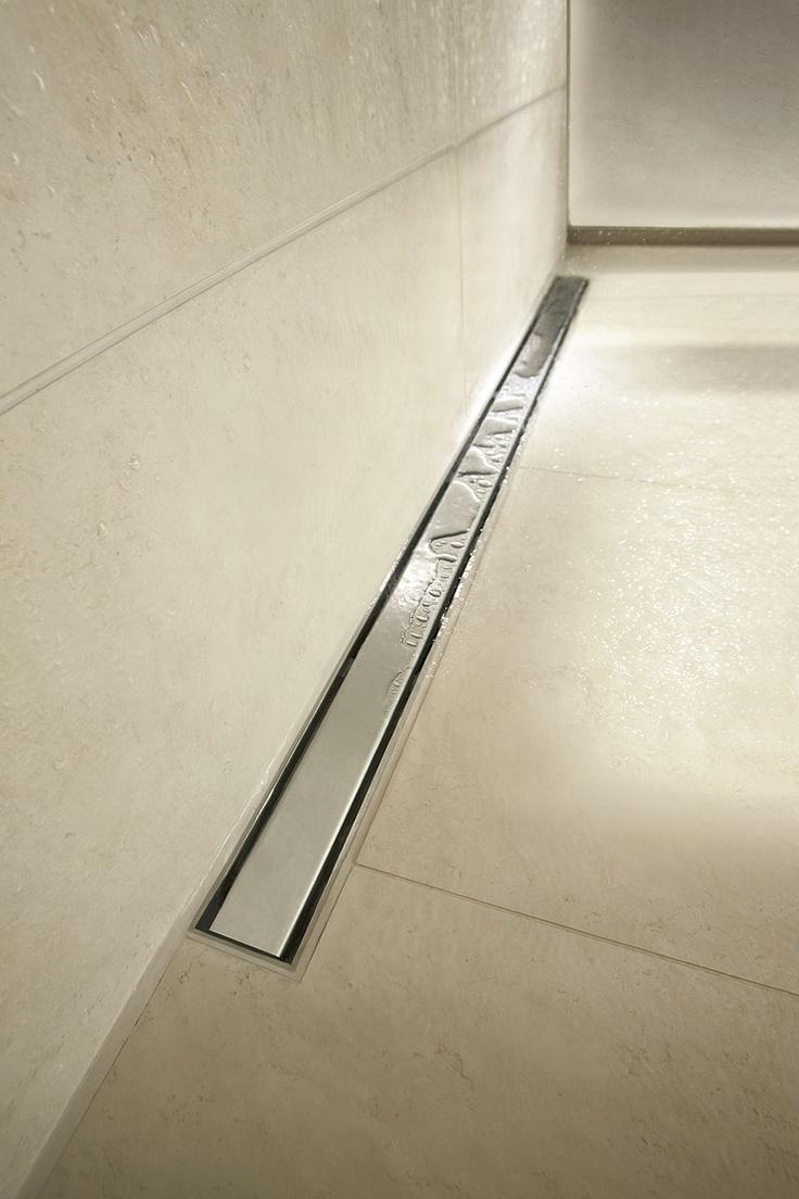 Système d'évacuation pour douche à l'italienne - Espace Aubade