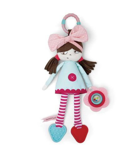 Mamas & Papas Babyplay Activity Toy - A new little friend to keep your little one entertained at home, or on the go.