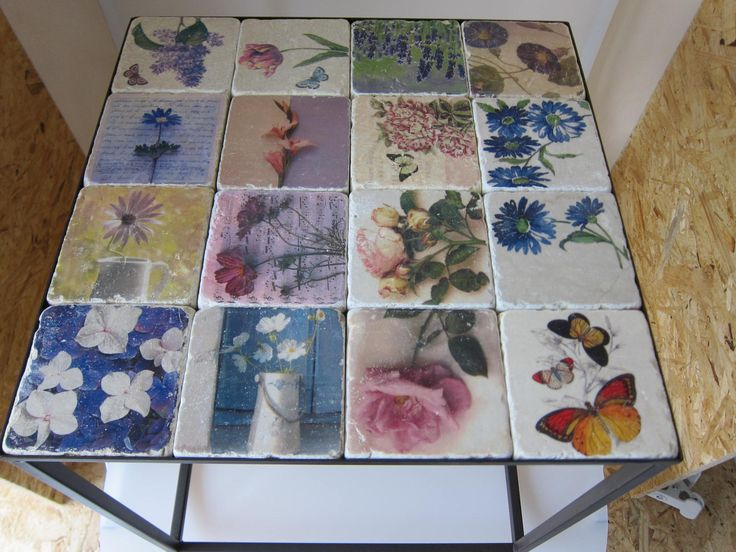 tea marble table