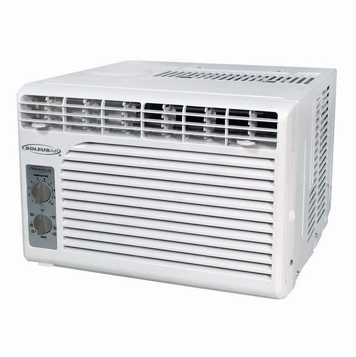 Soleus Air 5 1000 Btu Window Air Conditioner Air Conditioner Reviews Wellness Bed Bath Macy S In 2019 Window Air Conditioner Air Conditioner With Heater Outdoor Lounge Furniture