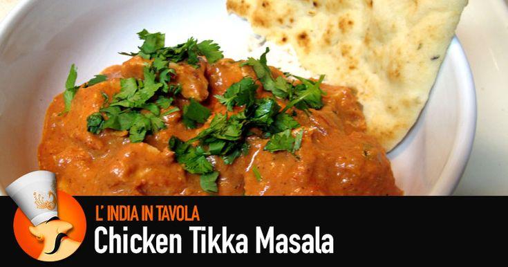 Una ricetta per il pollo dal nome persiano. Il pollo tikka è nato in Afganistan ma è oggi popolarissimo in India.