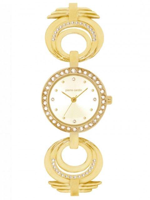 Pierre Cardin Gold Watch // 4652