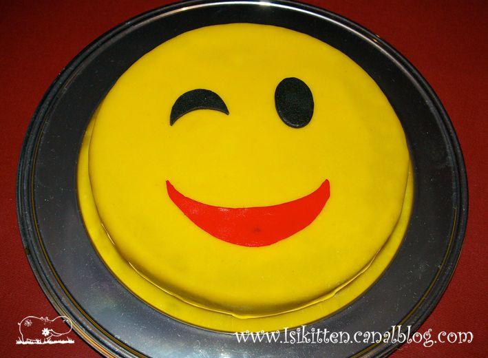 G 226 Teau Smiley Smiley Cake Mes G 226 Teaux Rigolos My Fun