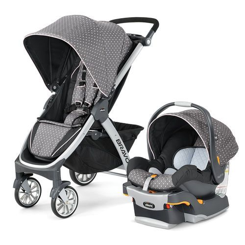 Bravo™ is a revolutionary and stylish 3-in-1 Travel System Solution that adapts to your changing needs as baby grows.