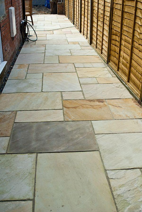 145 best patios images on pinterest | garden paving, paving ideas ... - Patio Paving Ideas