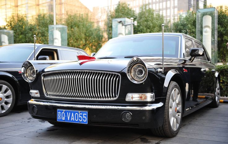"""The vintage-style Hongqi L5 cars will serve as the """"vehicles for state guests"""" during the APEC meetings. The manufacturer has been working to bring the brand back to the market. Will APEC be an opportunity?"""