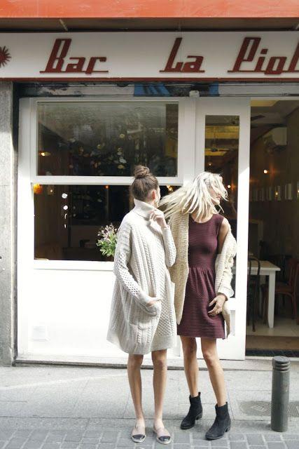 Must Try: Winter Knit dress (THE SWEATER DRESS)