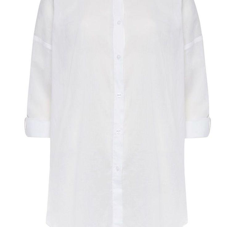 Vestido de camisa blanca  Categoría:#primark_mujer #ropa_de_mujer #vestidos en #PRIMARK #PRIMANIA #primarkespaña  Más detalles en: http://ift.tt/2lihSa4