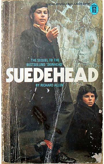 One of a series of cult books about skinheads by Richard Allen