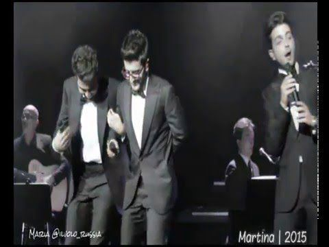Dancing with IL VOLO - Suit & Tie (fan video)