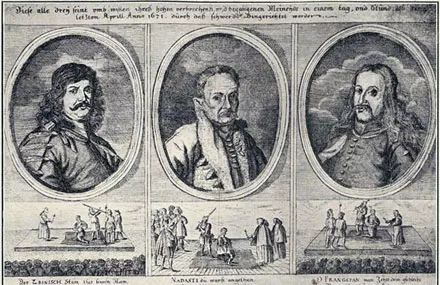 Foto: 350 éve 1666.10.06. A Wesselényi összeesküvés kezdete. Zrínyi IV. Péter horvát bán (horvátul: Petar Zrinski) Verbovecben született 1621. június 6-án (Bécsújhelyen végezték ki 1671. április 30-án.) a Wesselényi-összeesküvés résztvevője, Zrínyi Miklós testvére, Zrínyi Ilona édesapja, II. Rákóczi Ferenc nagyapja volt. Küzdelmes élete volt. A törökök ellen vívott csaták és bátyja, Zrínyi Miklós halála után 1665 januárjában bánná nevezték ki. Nagy buzgalommal hozzáfogott sokoldalú…