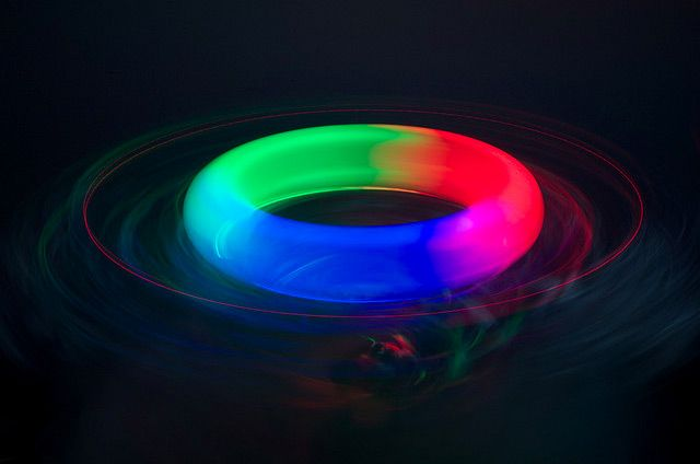 Light Studies: Experimental Light Photos by Kim Pimmel long exposure light