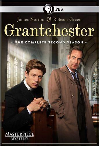 Masterpiece Mystery!: Grantchester: Season 2 [DVD]
