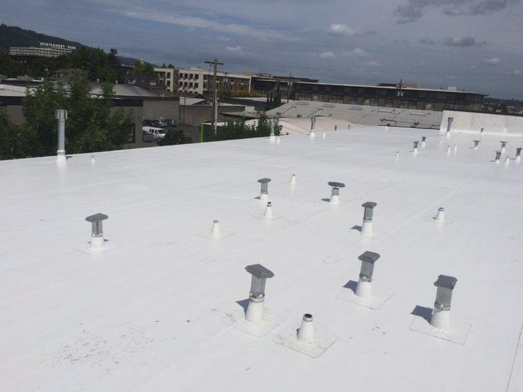 IB Roof Systemu0027s 80 Mil. PVC By Orion Roofing And Sheet Metal