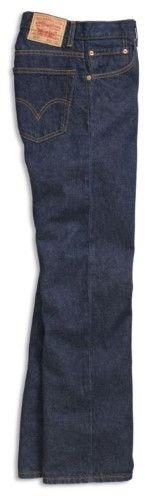 Levi's 517 Jean - Low Boot Cut - Rinse, 29W x 30L
