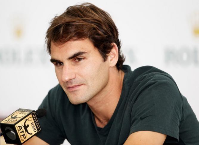 Roger Federer presente anche a Bercy:´Pronto a disputare un ottimo finale di stagione´