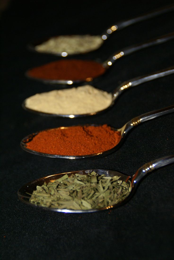 Spicy Spoons - Hungarian style.