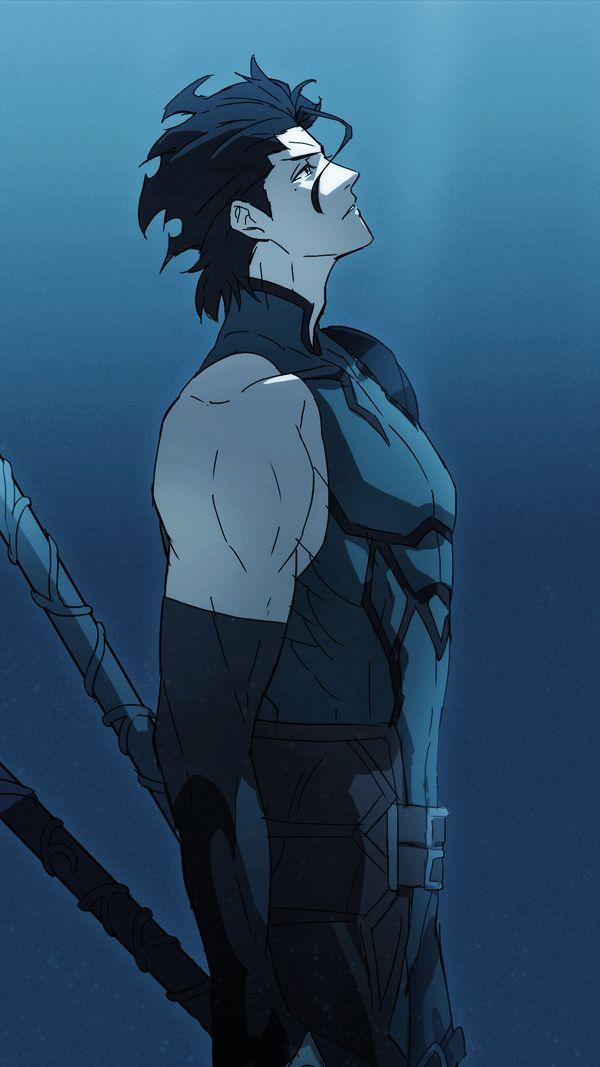 Lancer diarmuid Fate/Zero